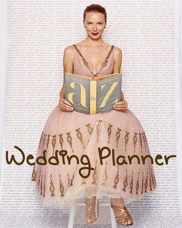 Wedding Planner: from A to Z
